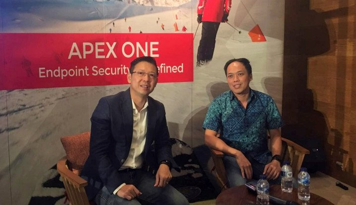 Trend Micro Kenalkan Apex One, Sistem Keamanan Endpoint - Warta Ekonomi