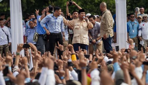 Foto Prabowo Buat Drama Lagi?