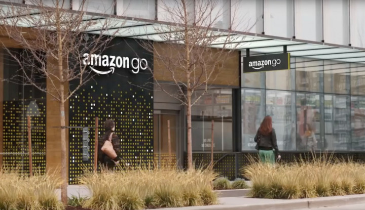 Minimalisir Diskriminasi, Amazon Go Bakal Terima Uang Tunai dalam Pembayaran - Warta Ekonomi