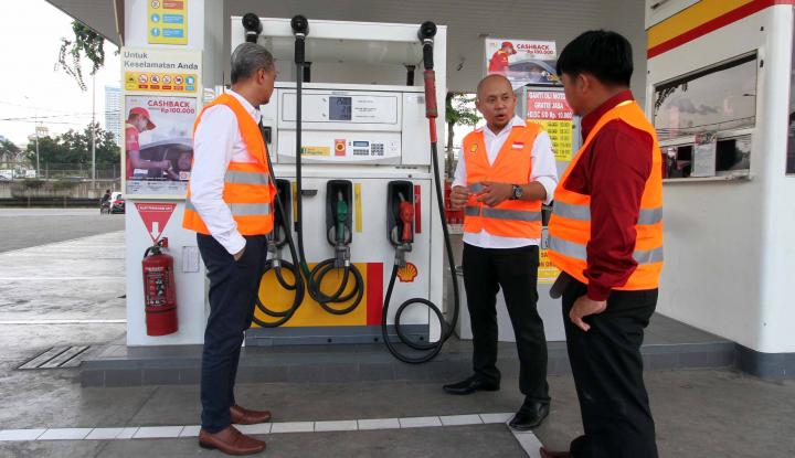 Shell Tawarkan Pengelolaan SPBU Skema DODO, Berapa Sih Marginnya? - Warta Ekonomi