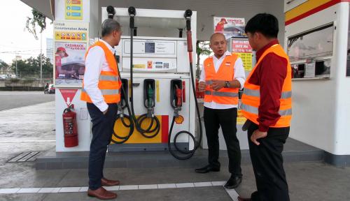 Foto Shell Tawarkan Pengelolaan SPBU Skema DODO, Berapa Sih Marginnya?