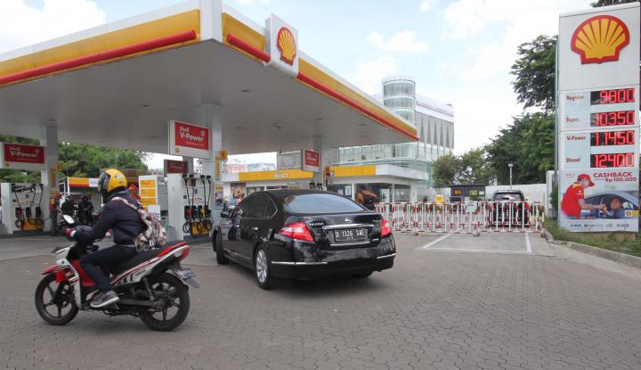Shell Gandeng Mastercard Hadirkan Transaksi Pembayaran Nontunai