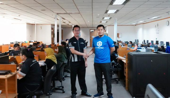 Akuisisi MWN, Exabytes Makin PD Kembangkan UKM Indonesia - Warta Ekonomi
