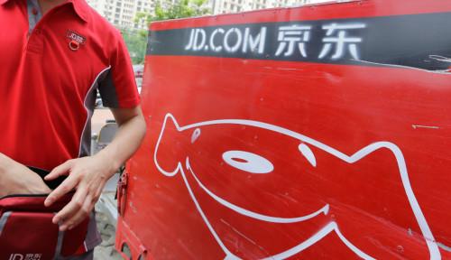 Foto CEO JD.com Dituntut atas Tuduhan Pemerkosaan