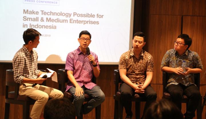 4 Platform Bisnis Berbasis Cloud Ini Berkonsolidasi Dukung Digitalisasi UKM Indonesia - Warta Ekonomi
