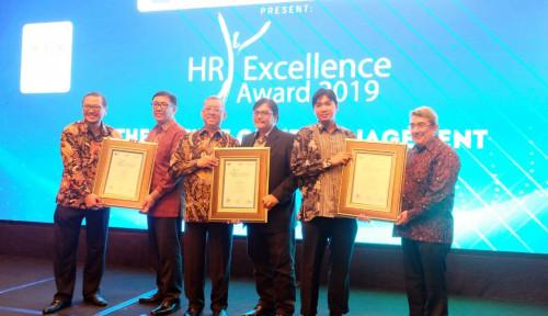 Lintasarta Sabet 3 Penghargaan HR Excellence Award 2019