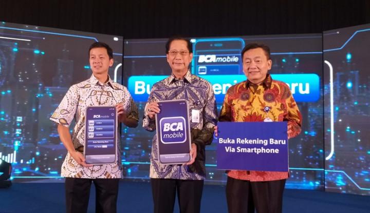 Mantap, Buka Rekening BCA Kini Bisa Lewat Online - Warta Ekonomi
