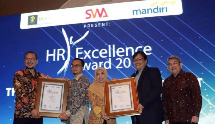 PLN Bawa 2 Penghargaan dari Ajang HR Excellence Award