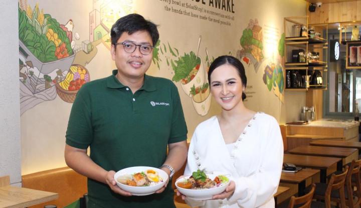 SaladStop! Targetkan Empat Gerai Berdiri Tahun Ini - Warta Ekonomi