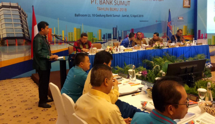 Aset Bank Sumut Turun 2,91% Sepanjang 2018 - Warta Ekonomi