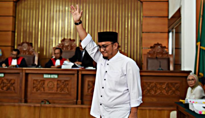 Oh, Ini Alasan BPN Beri Bantuan Hukum untuk Pengancam Jokowi - Warta Ekonomi