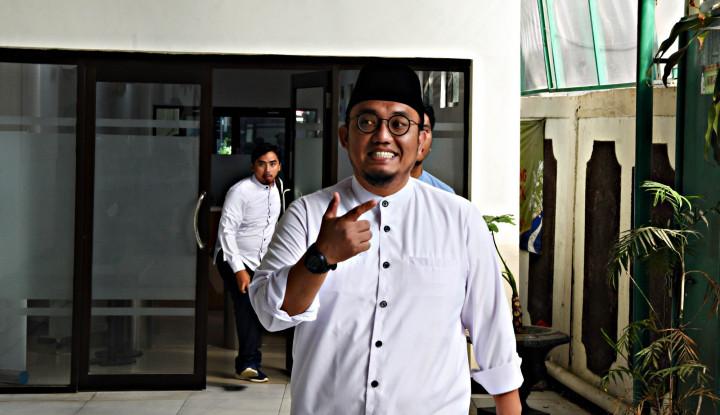 HAH!! Dahnil Jadi Jubir Prabowo di Kemenhan, Ternyata yang Nunjuk... - Warta Ekonomi