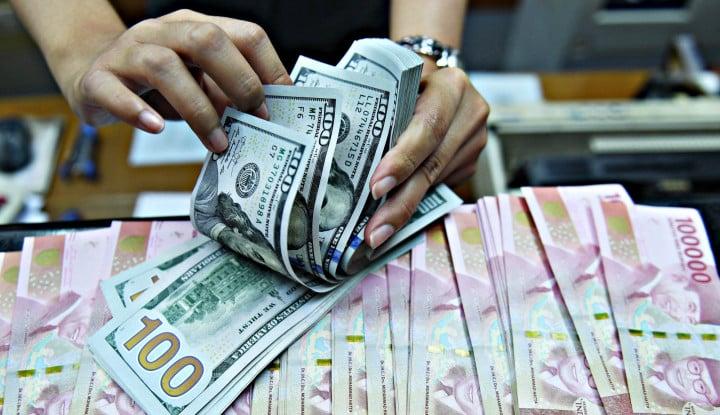 Perang Dagang Bikin Rupiah Melempem di Mei 2019 - Warta Ekonomi