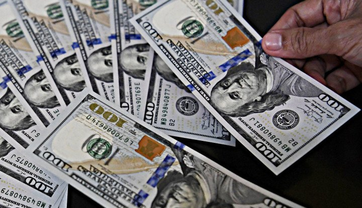 Dolar AS Terkapar, Rupiah Makin Cetar! - Warta Ekonomi
