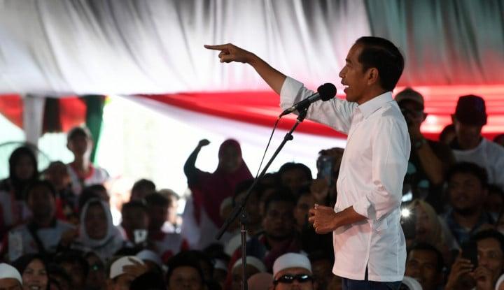 Survei ASI: NU Dominasi Pemilih Jokowi-Ma'ruf - Warta Ekonomi