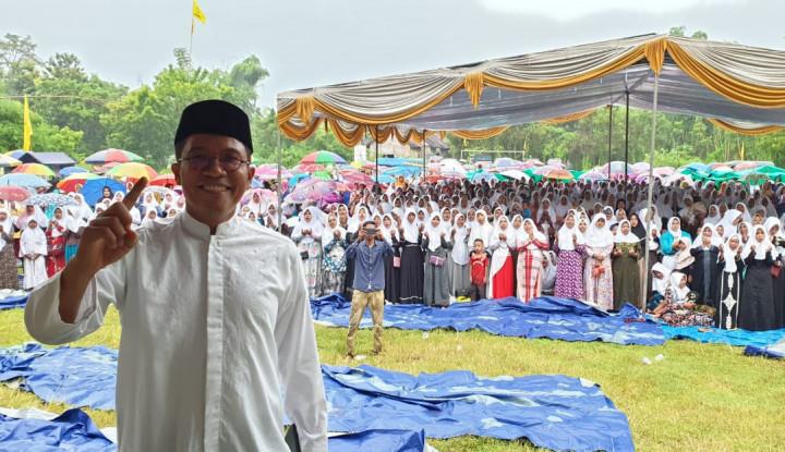 Gelar Istighosah di Dapil, Misbakhun Tangkap Tanda-tanda Jokowi Bakal Menang - Warta Ekonomi