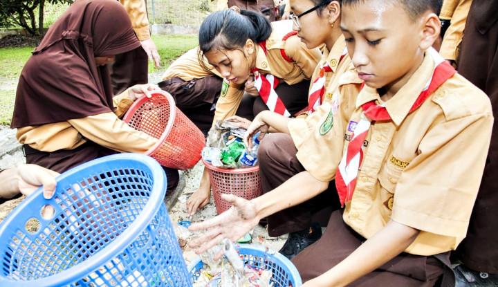 Mewujudkan Bebas Sampah Plastik di APRIL Group - Warta Ekonomi