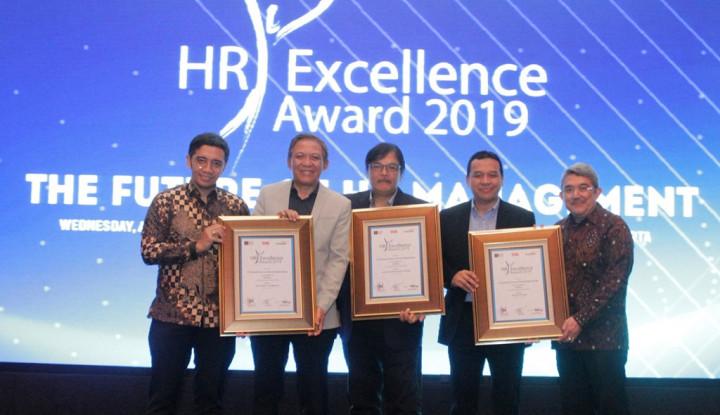 PATRiA Raih 3 Penghargaan HR Excellence 2019 - Warta Ekonomi