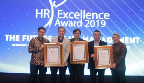 Foto PATRiA Raih 3 Penghargaan HR Excellence 2019