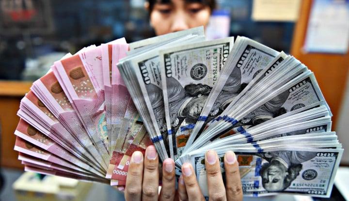 Rupiah Sangar di Asia, Dolar AS Kuasai Dunia! - Warta Ekonomi