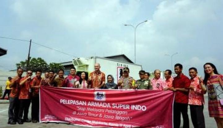 Super Indo Resmikan Pusat Distribusi Ke-2 di Mojokerto - Warta Ekonomi
