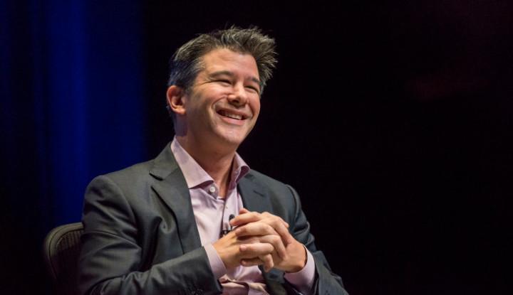 Uber Segera IPO, Pemegang Saham Akan Dapat Miliaran Dolar - Warta Ekonomi