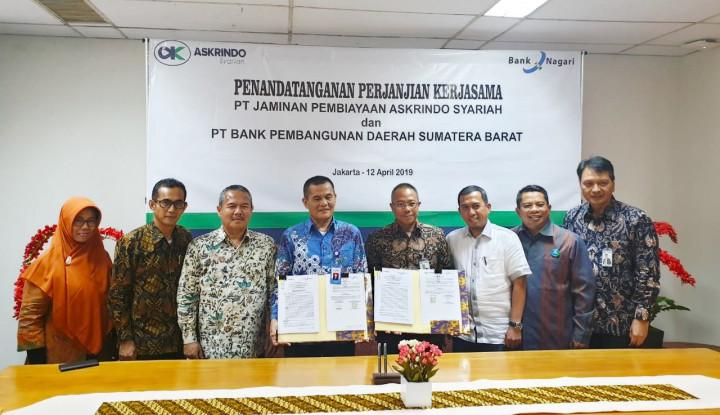 Hingga Maret 2019, Askrindo Syariah Bukukan Kafalah Rp10,9 T - Warta Ekonomi