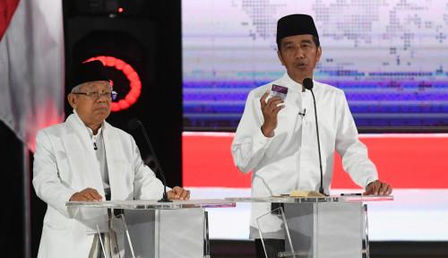 Foto Struktur Kabinet Jokowi-Ma'ruf Sudah Ada?