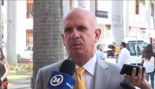 Foto Berikan Dukungan Presiden, Mantan Bos Intelijen Venezuela Ditangkap Spanyol