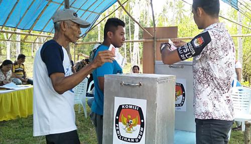 Foto Innalillahi, 9 Polisi Gugur Saat Amankan Pemilu, Ini Daftarnya