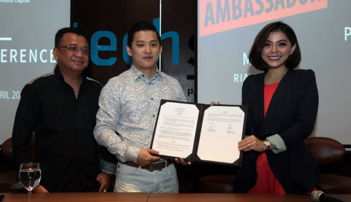 Merry Riana Jadi Brand Ambassasor GIC, Dunia Investasi Makin Kompetitif - Warta Ekonomi