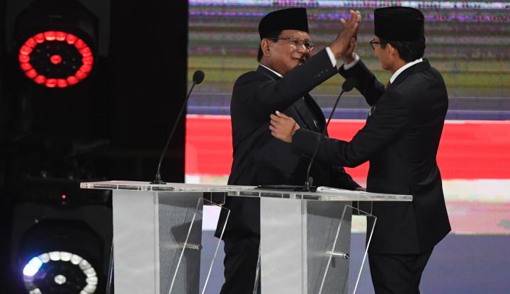 Saya Cium Aroma Kemenangan Prabowo-Sandi - Warta Ekonomi