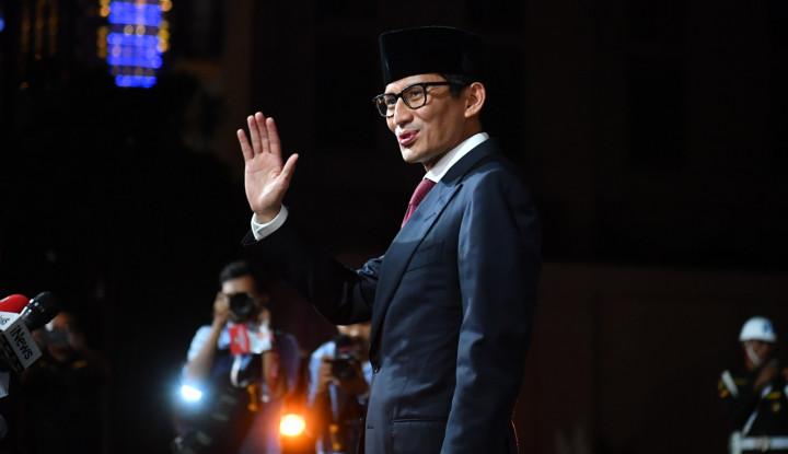 Tegas Sandi: Kalau Kalah, Nggak Bakal Balik ke Jakarta - Warta Ekonomi