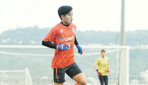 Foto Bintang Muda Jepang Ini Jadi Rebutan Barca dan Real Madrid