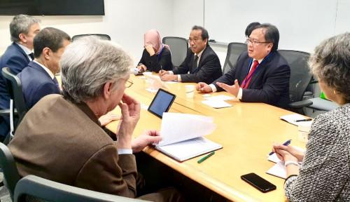 Foto Eratkan Kemitraan IMF, Indonesia Segera Jalankan 3 Rencana PIMA