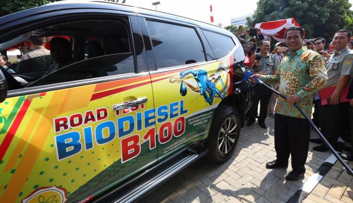 B100 Bisa Hemat Devisa Puluhan Triliun Rupiah, Kok Bisa? - Warta Ekonomi