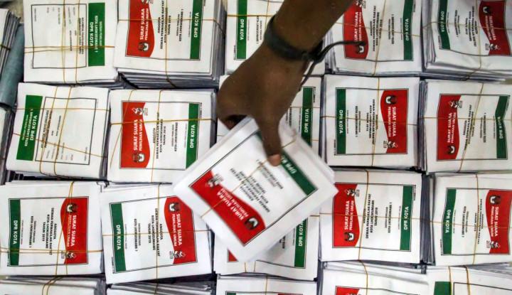 Quick Count Dipermasalahkan, Indonesia Tak Siap Terapkan E-Voting? - Warta Ekonomi