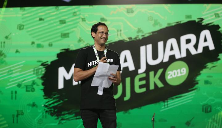 Cerita Nadiem Makarim Dirikan Gojek, dari Pesan Lewat Call Center hingga Rambah Aplikasi Canggih