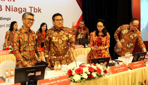 CIMB Niaga Panen Besar, Laba Bersih Konsolidasinya Naik 12,4%