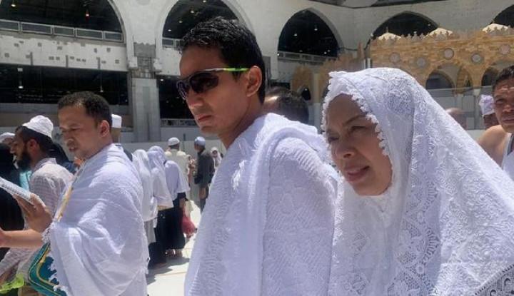 Umrah, Sandi Bakal Temui Habib Rizieq? - Warta Ekonomi