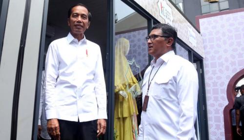 Foto Jokowi: Teroris Ya Ditangkap, Masa Dibiarkan!