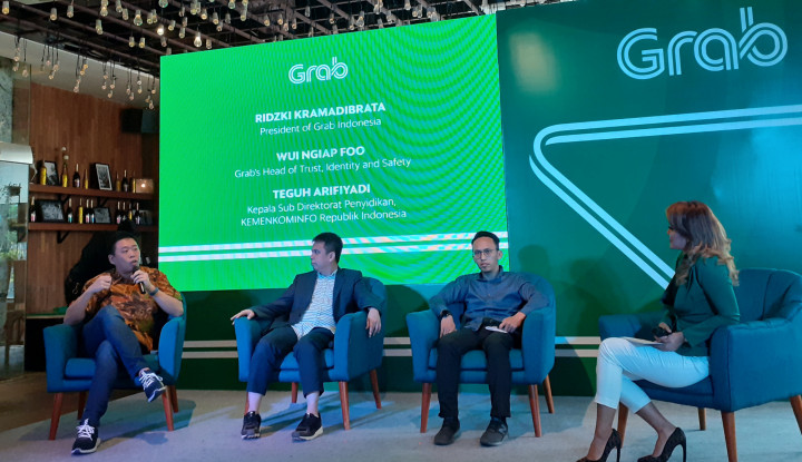 Hadapi Persaingan dengan Go-Food, Grab Buka 2 GrabKitchen Baru di Jakarta Utara - Warta Ekonomi
