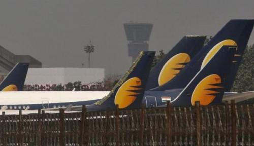 Foto Tersisa 7 Armada, Jet Airways Tak Akan Bertahan Lama