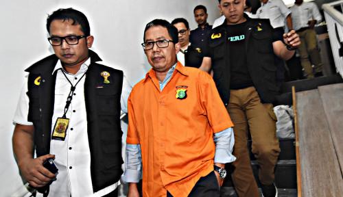 Foto Tok! Joko Driyono Divonis 1,6 Tahun Penjara