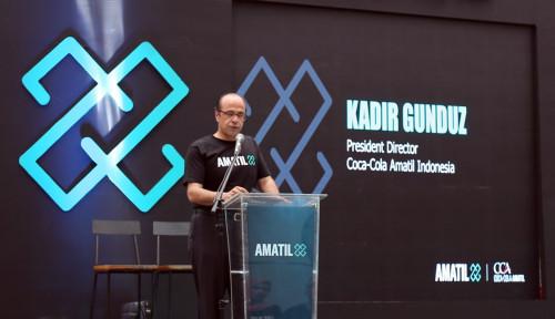 Bawa Amatil X ke Indonesia, CCA Mulai Buru Startup-startup Lokal
