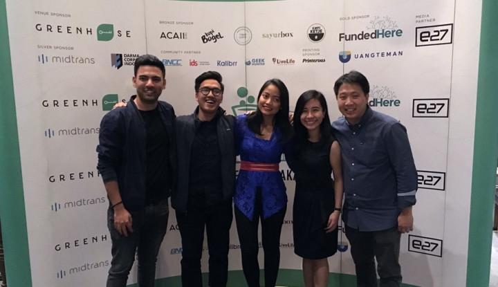 100 Pengusaha Hingga Pengembang Bikin Startup Cuma 54 Jam - Warta Ekonomi