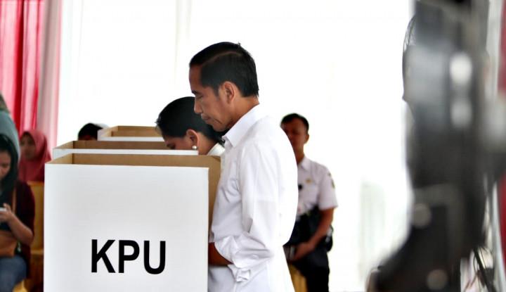 Pede, Jokowi Pede Kalahkan Prabowo Dua Kali - Warta Ekonomi