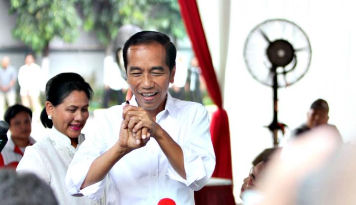 Jokowi-Ma'ruf Menang 100% di Daerah Ini - Warta Ekonomi