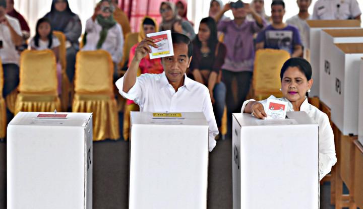Di Beijing, Jokowi Unggul, Lihat Raihan Suaranya - Warta Ekonomi