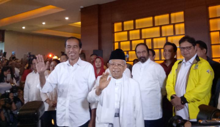 Ini Kata Jokowi Soal Penghitungan dari KPU - Warta Ekonomi